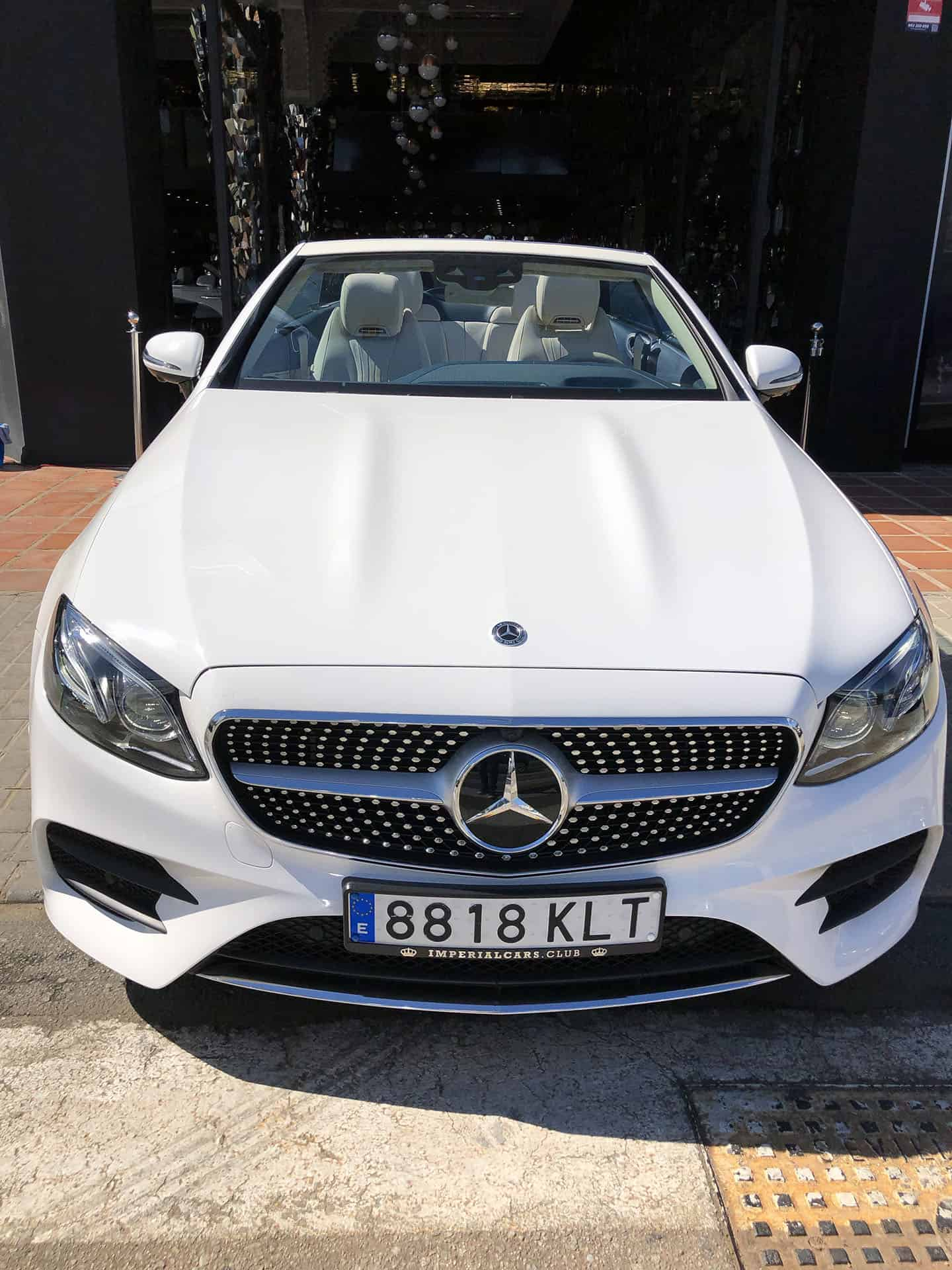 Mercedes-Benz E 400 AMG 4Matic Cabrio